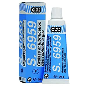 GEB 515320 Graisse S6959 Tube 20 g