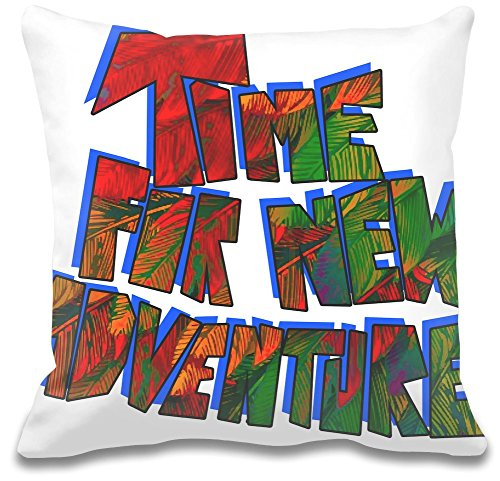 Time For New Adventure (Adventure Time Cuscino)