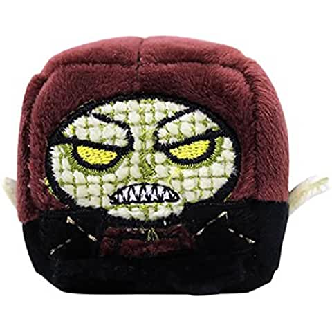Suicide Squad 2.5 Kawaii Cube Plush: Killer Croc