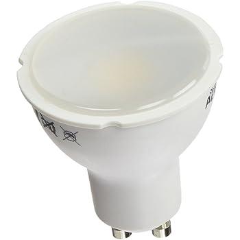 A2BC LED Lighting Bombilla LED GU10, 8 W, Blanco Neutro 4000K, 10 unidades