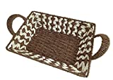 Prime High Quality Cane Materials Basket, Kitchen Accessories, Square Shape Cane Basket, for Serving, Multi-Purpose, Brown, 25 Gram, Pack of 1 Amazon Rs. 349.00