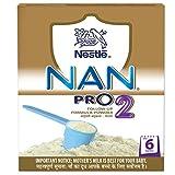 #9: Nestlé Nan Pro 2 Follow-Up Infant Formula Powder, After 6 months, 400g