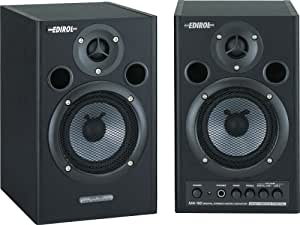 Active Powered Monitor Speakers 15w x 15w RCA
