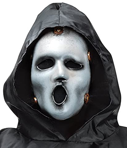 Scream TV Costume Adult Standard (Mask and black cloak included) (Halloween Themed Kostüm-party-ideen)