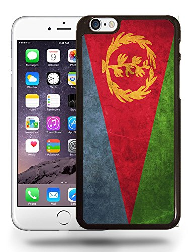 Eritrea National Vintage Flag Phone Case Cover Designs for iPhone 6