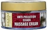 Vaadi Herbals Pure Silver Dust and Rosemary Oil Massage Cream, 50g
