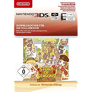 Story of Seasons: Trio of Towns | 3DS – Download Code