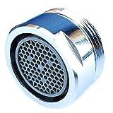 22 millimetri maschio rubinetto rubinetto aeratore - fino al 70% di acqua risparmio di 4 l / min