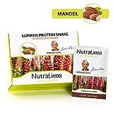 NutraLinea Lupinen Protein Shake Mandel (Inhalt 20 Päckchen)
