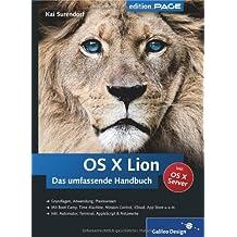 OS X Lion: Das umfassende Handbuch (Galileo Design)
