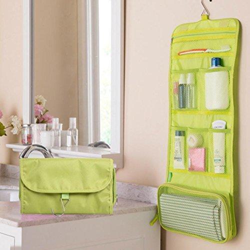 Preisvergleich Produktbild Cloud-Castle Kulturbeutel Kosmetiktasche Reise Kulturtasche Toiletbag Toilettentasche für Reisen