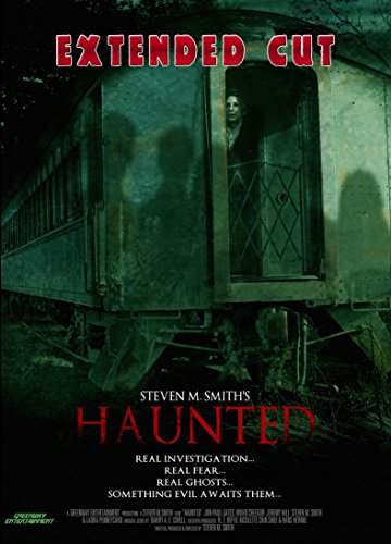 Haunted - Extended Cut Cover
