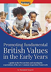 Promoting fundamental British Values in the Early Years: A Guide to the Prevent Duty and Meeting the Expectations of the New Common Inspection Framework