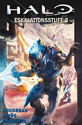 Halo Graphic Novel, Bd. 8 - Eskalationsstufe 3 (Halo 3-masterchief)