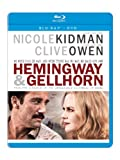 Hemingway & Gellhorn [Blu-ray] [Import italien]