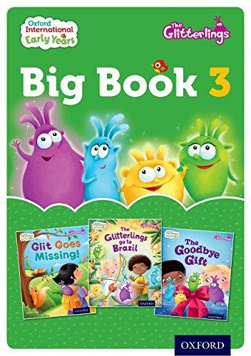 Oxford International Early Years: The Glitterlings: Big Book 3