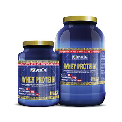 Future Tec Whey Protein 0,92 Kg gusto vaniglia