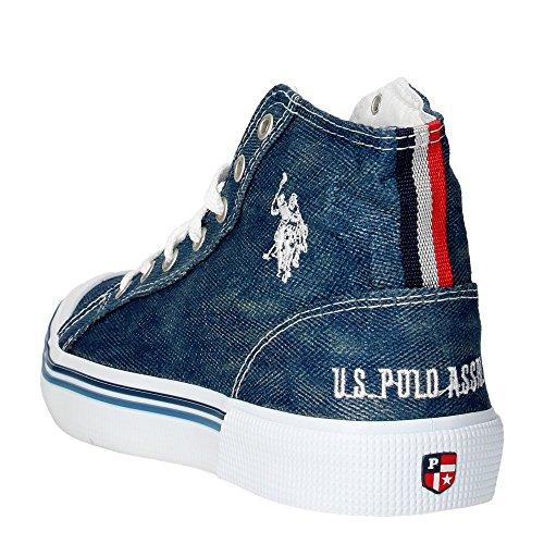 U.s. Polo Assn GYNN4268S6/T1 Sneakers Uomo Jeans
