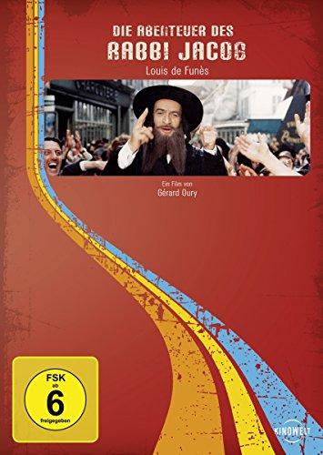 Bild von Die Abenteuer des Rabbi Jacob