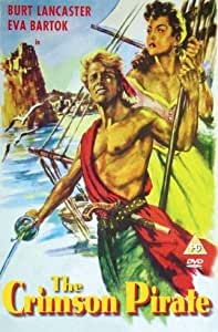 Le Corsaire rouge / The Crimson Pirate [ Origine UK, Sans Langue Francaise ]