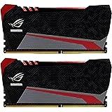 Avexir avd4uz126661508g-2rdrog 16Go DDR42666MHz–mémoire Module (DDR4, PC/serveur, 2x 8Go, Double, Noir, Rouge)