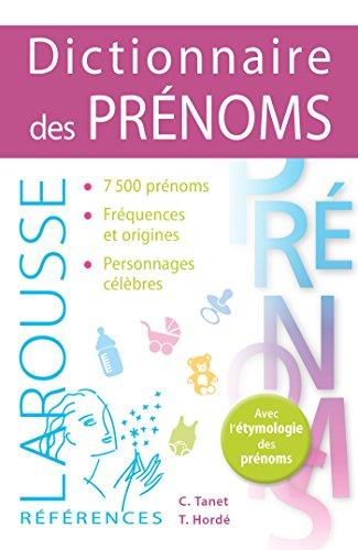 Dictionnaire des prénoms por Chantal Tanet