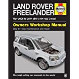 Land Rover Freelander Diesel Service and Repair Manual (Haynes Service and Repair Manuals)