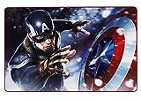 Marvel CA-1 100x160cm Kinderteppich Captain America'