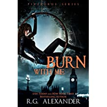 Burn With Me (Fireborne Series Book 1) (English Edition)