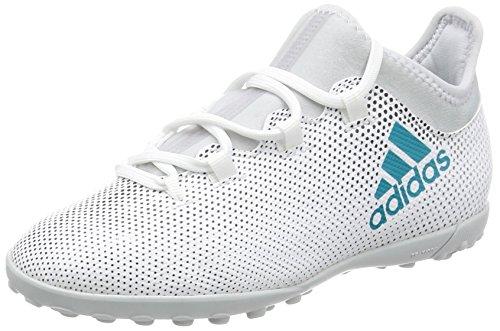 adidas Boys' X Tango 17.3 Tf Footbal Shoes, Blue (Footwear White/Energy Blue/Core...