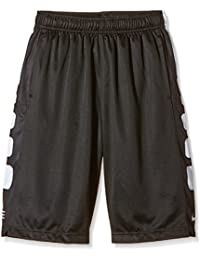 Nike Boys Elite Striped Short Black/White X-Small