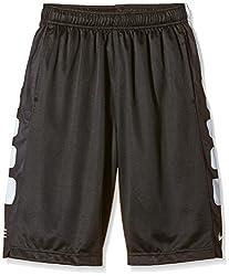 Nike Jungen-shorts Schwarz Blackwhitewhite S