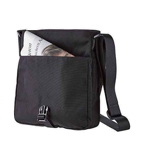 Jost Messenger Bag M Soho Black [8] Nero Nero