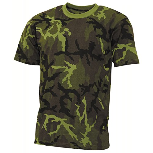 MFH US T-Shirt, Streetstyle, M 95 CZ tarn, 140-145 g/m² - XXXL