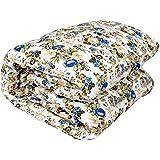 Shopbite Microfibre Reversible Double Bed Comforter Dohar (King Size, Multicolour)