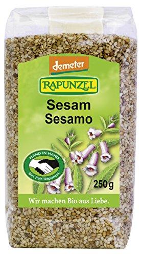 Image of Rapunzel Sesam ungeschält HIH, demeter, 250 g