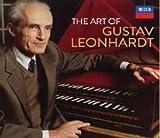 Gustav Leonhardt: The Legende Of Gustav Leonhardt (Audio CD)