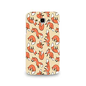 Mikzy Multiple Squirrels Printed Designer Back Cover Case for Samsung J7