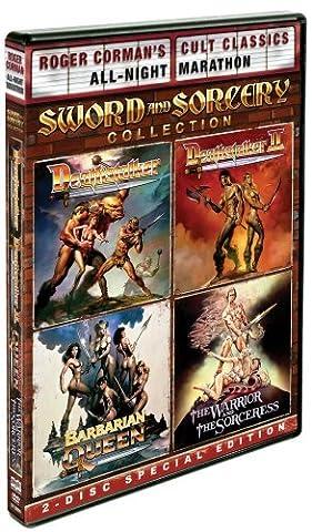 Sword & Sorcery Set [Import USA Zone 1]