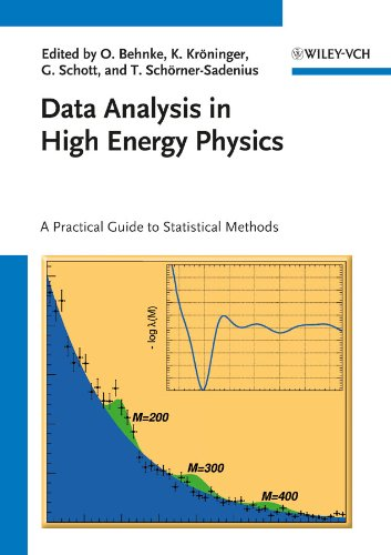 Data Analysis in High Energy Physics: A Practical Guide to Statistical Methods