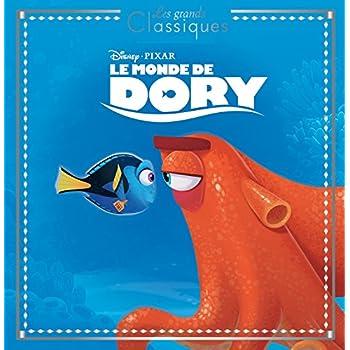 LE MONDE DE DORY - Les Grands Classiques - L'histoire du film - Disney Pixar
