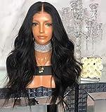 CXQ Europa y América peluca peluca en la fábrica de fibras químicas para el cabello largo y rizado, dorado pálido