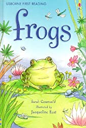 Frogs (First Reading) (Usborne First Reading) by Sarah Courtauld (2007-10-31)
