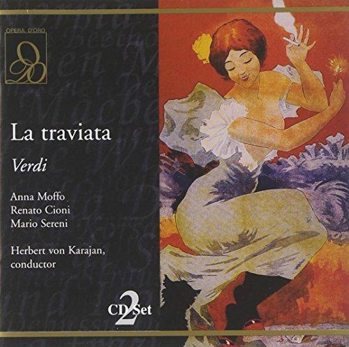 Verdi : La Traviata. Karajan, Moffo, Cioni, Sereni
