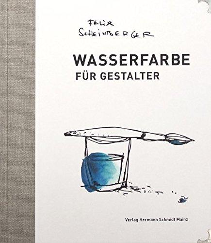 Wasserfarbe für Gestalter (image de couverture peut varier)