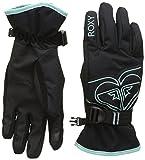 Roxy Damen Poppy-Snowboard/Ski Gloves, Anthracite, M