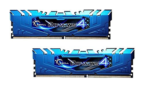G.Skill Ripjaws 4 8GB DDR4 3000MHz memory module - memory modules (DDR4, PC/server, Gold, 2 x 4 GB, Dual, - ASRock X99 OC Formula - ASUS RAMPAGE V EXTREME)