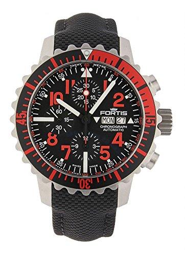 Fortis aquatis Marine Master Cronografo Rosso 671.23.43LP