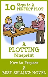 A Plotting Blueprint - 10 Steps to a Perfect Plot: How to Prepare a Best Selling Novel (The Authors' Tool Kit) (English Edition)
