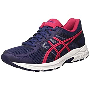 51FaSMCQQ2L. SS300  - ASICS Women's Gel-Contend 4 Competition Running Shoes